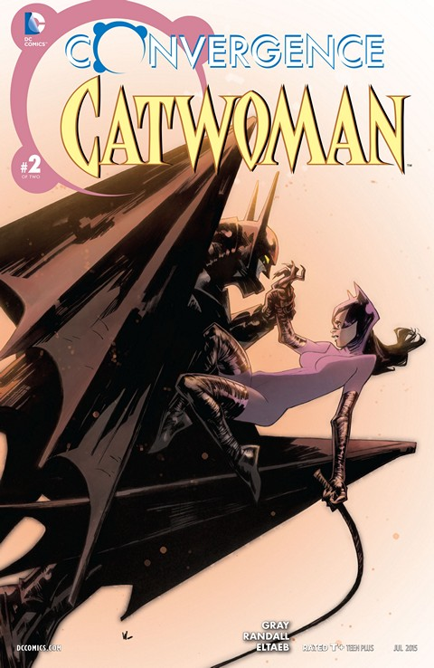 Convergence – Catwoman #2