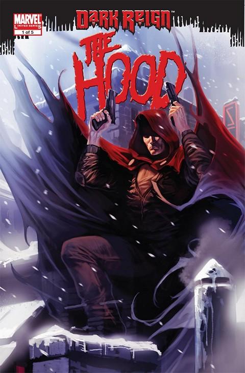 Dark Reign – The Hood #1 – 5