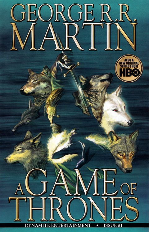 George R. R. Martin`s A Game Of Thrones #1 – 24 (2011-2015)
