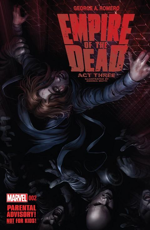 George Romero's Empire of the Dead – Act Three #2