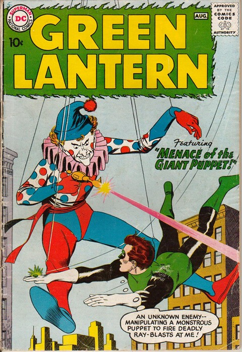Green Lantern Vol. 2 #1 – 205 (1960-1986)