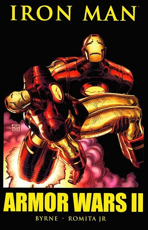 Iron Man Armor Wars II (TPB) (2010)