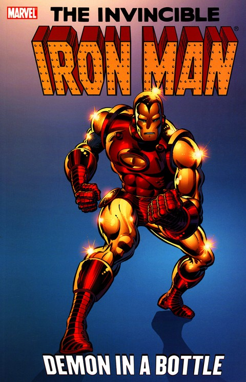 Iron Man – Demon in a Bottle (TPB)