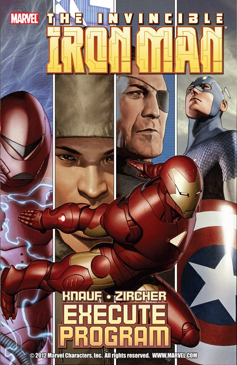Iron Man – Execute Program (TPB) (2007)