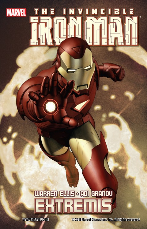 Iron Man – Extremis (TPB) (2007)