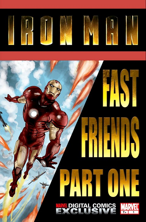 Iron Man – Fast friends #1 – 2