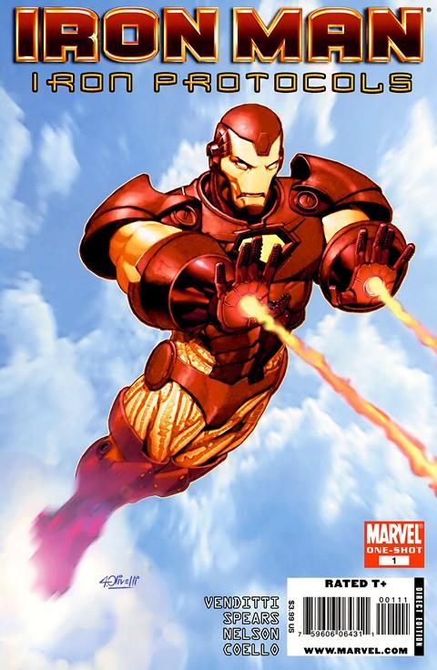Iron Man – Iron Protocols