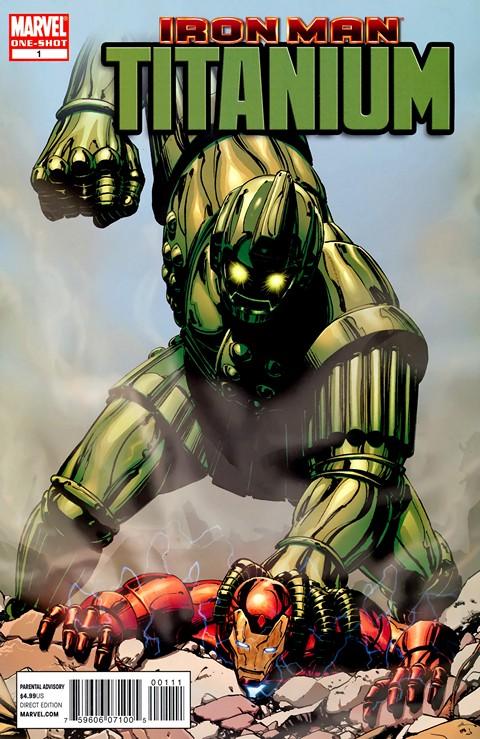 Iron Man – Titanium
