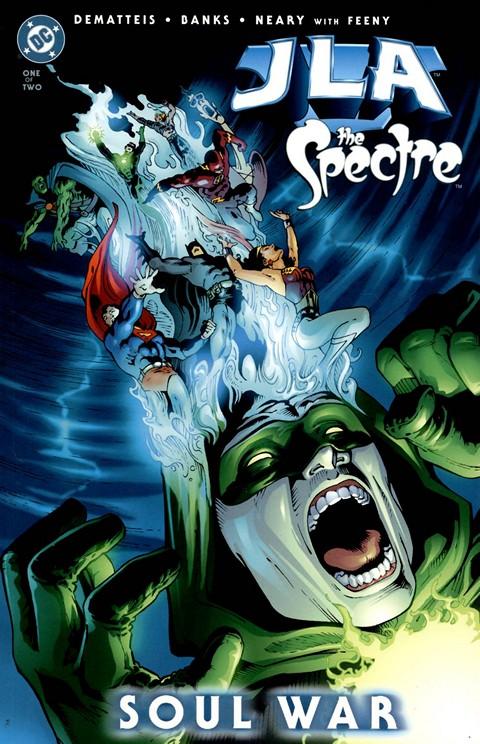 JLA/Spectre: Soul War #1 – 2