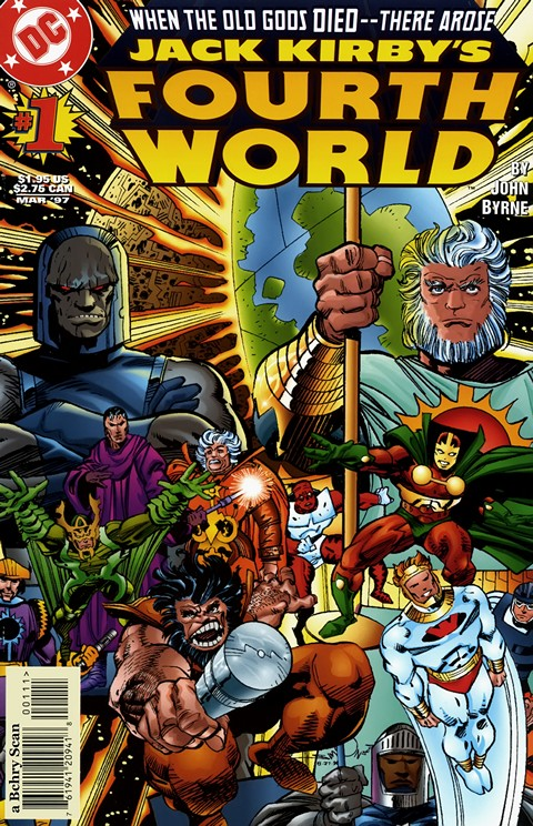 Jack Kirby's Fourth World #1 – 20 (1997-1998)