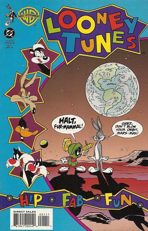Looney Tunes #1 – 254 (1994-2020)