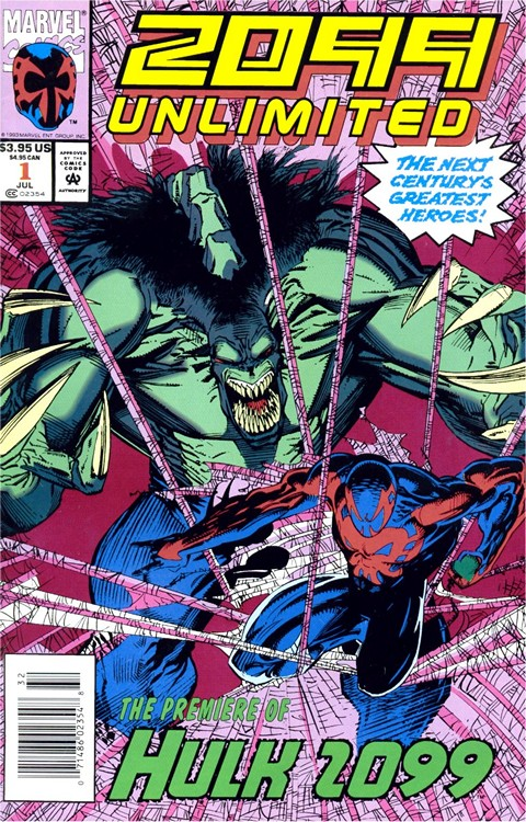 Marvel  2099 Collection