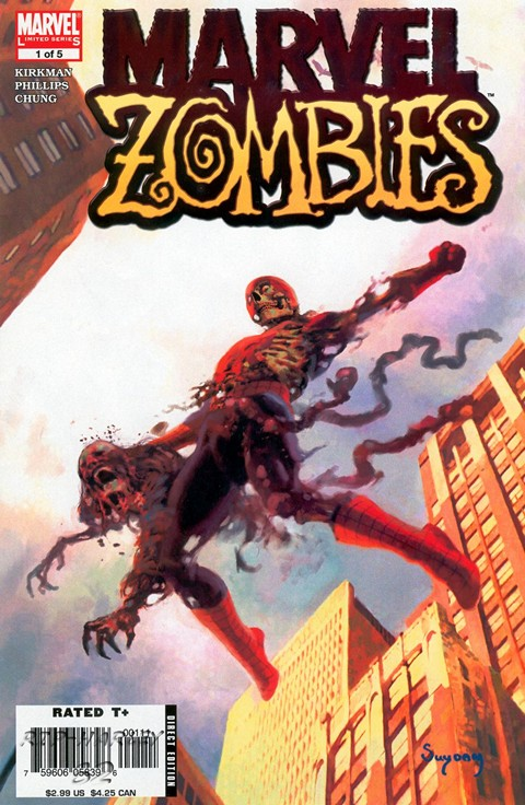 Marvel Zombies (+Extras) (Story Arc – Chronological Order)