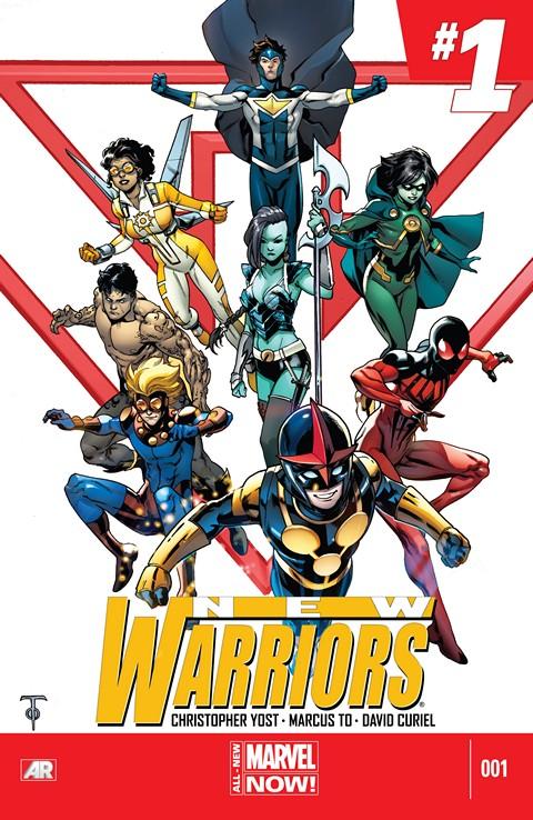 New Warriors Vol. 5 #1 – 12 (2014-2015)