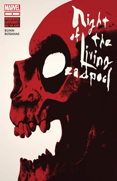Night of the Living Deadpool #1 – 4 + TPB (2015)