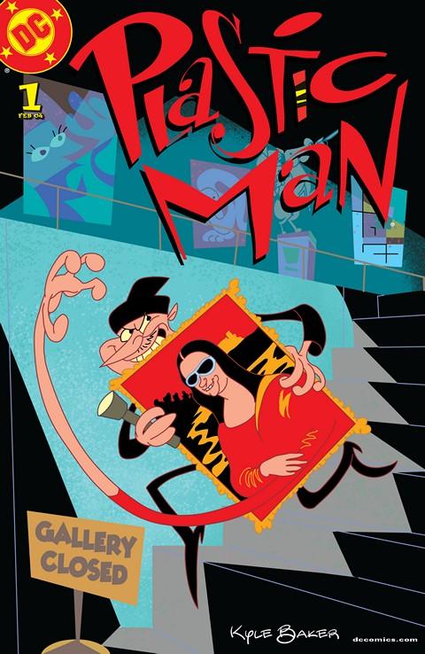 Plastic Man #1 – 20