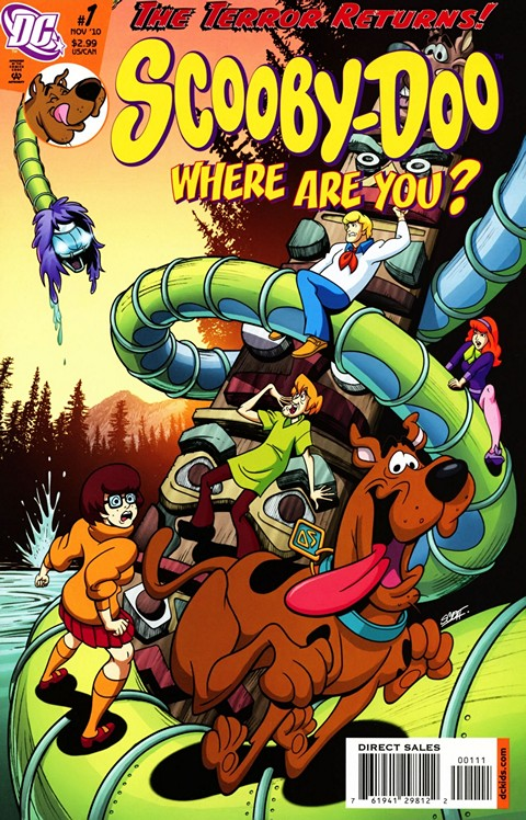 Scooby-Doo – Where Are You #1 – 98 (2010-2019)