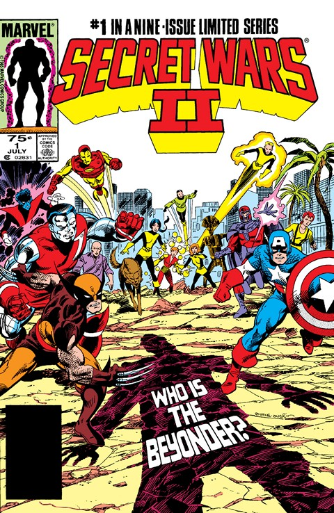 Secret Wars II #1 – 9 (1985-1986)