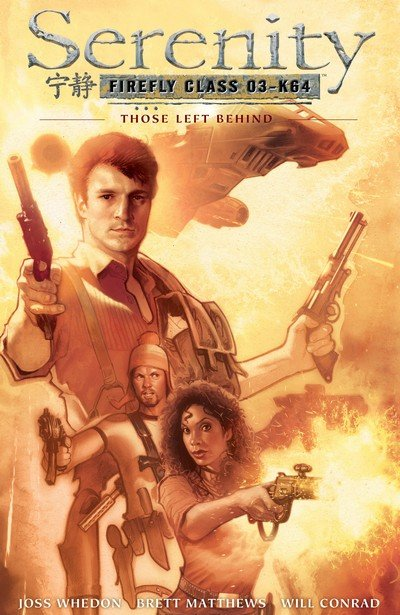 Serenity (Firefly) Comics – All Volumes (2010-2017)