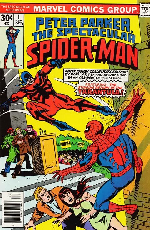 Spectacular Spider-Man Vol. 1 #1 – 263 + Annuals (1976-1998)