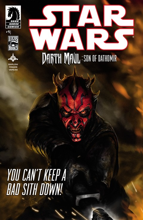 Star Wars – Darth Maul – Son Of Dathomir #1 – 4