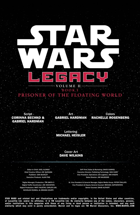 Star Wars (Marvel Collection 2015)