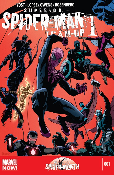 Superior Spider-Man Team-Up #1 – 12 & Special