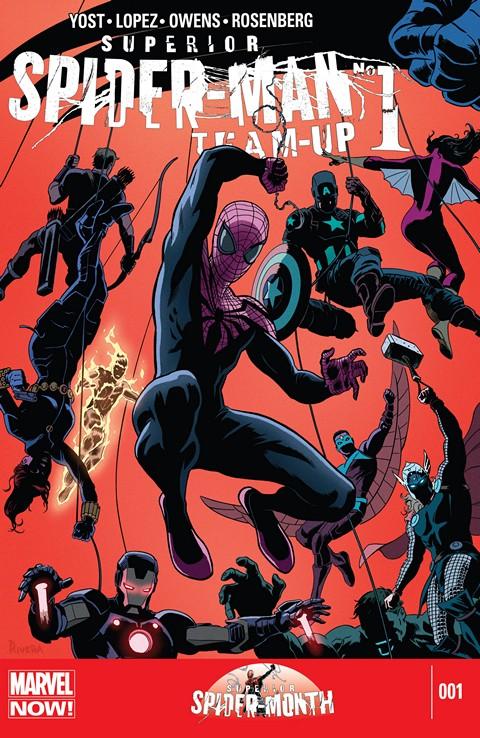 Superior Spider-Man Team-Up #1 – 12 & Special
