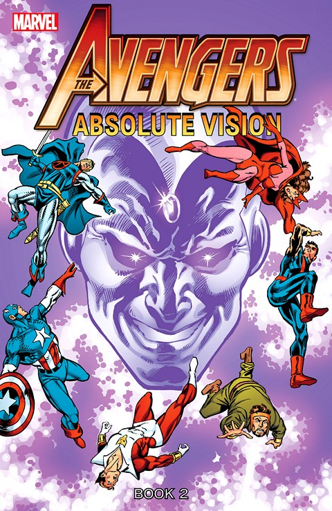 The Avengers – Absolute Vision – Book Two (TPB)