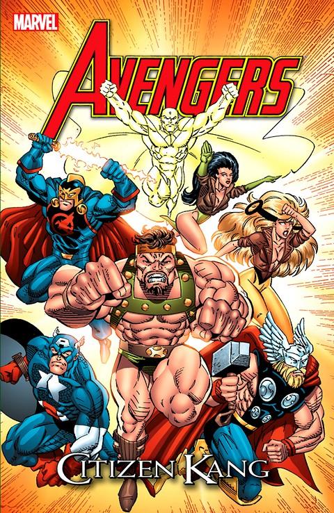 The Avengers – Citizen Kang (TPB)