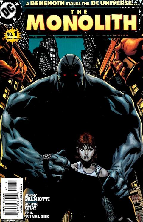The Monolith Vol. 1 #1 – 12 + Extra (2004)