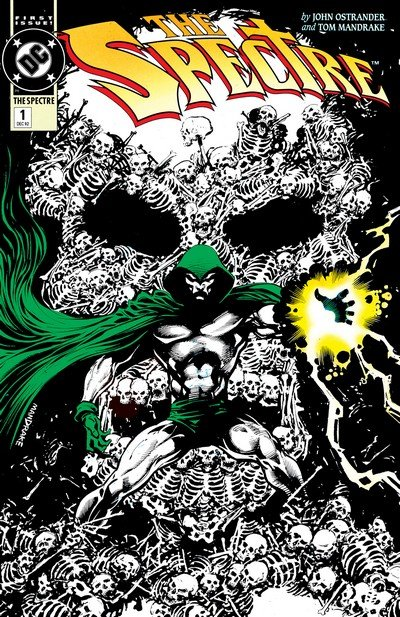 The Spectre Vol. 3 #0 – 62 (1992-1997)