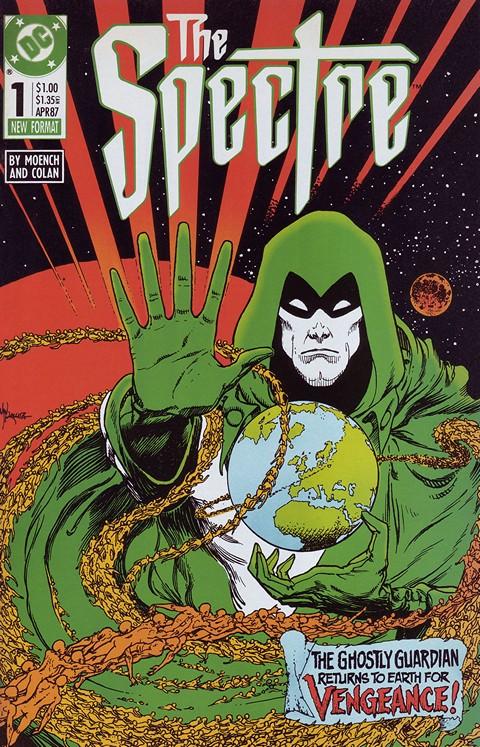 The Spectre Vol. 2 #1 – 31 (1987-1989)