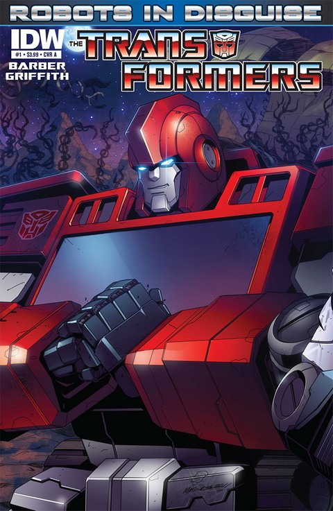 The Transformers – Robots in Disguise #1 – 34 + TPB Vol. 1 – 6 (2012-2014)