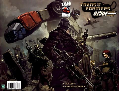 Transformers & G.I. Joe #1 – 6 (2003)