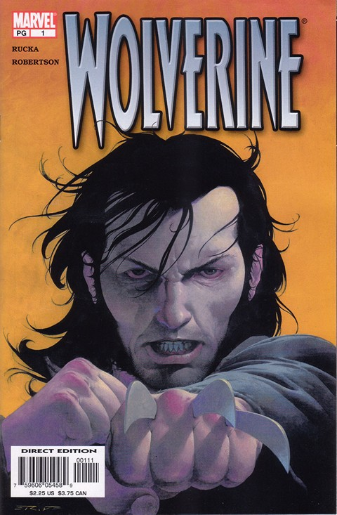 Wolverine Vol. 3 #1 – 90 + Annuals