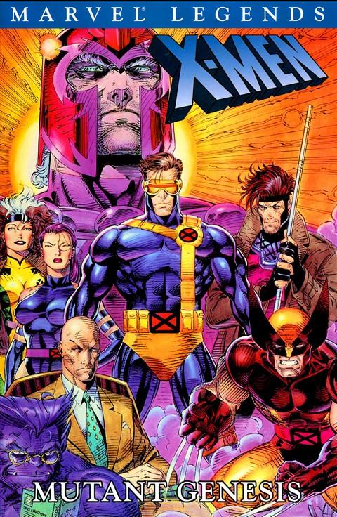 X-Men – Mutant Genesis #1