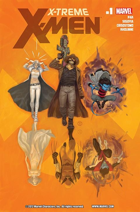 X-Treme X-Men Vol  2 #1 - 13 – GetComics