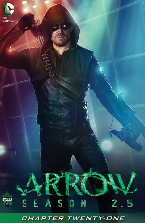 Arrow – Season 2.5 #21