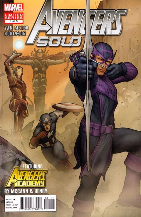 Avengers – Solo #1 – 5