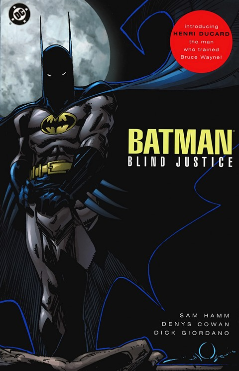 Batman Blind Justice (TPB)