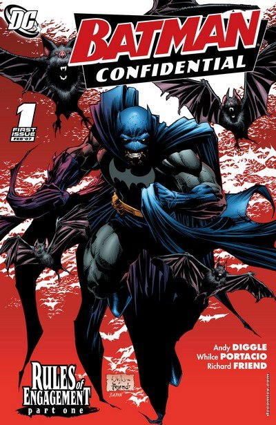 Batman Confidential #1 – 54 (2007-2011)