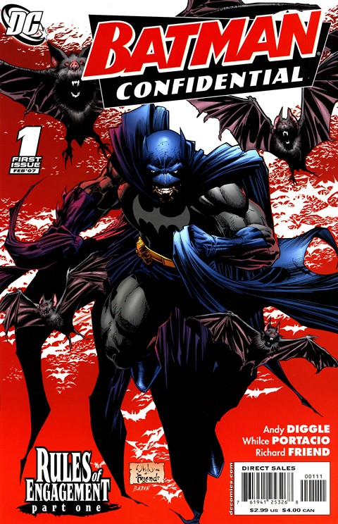 Batman Confidential #1 – 54