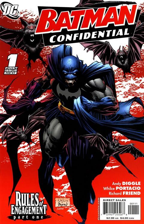 Batman Confidential #1 – 54