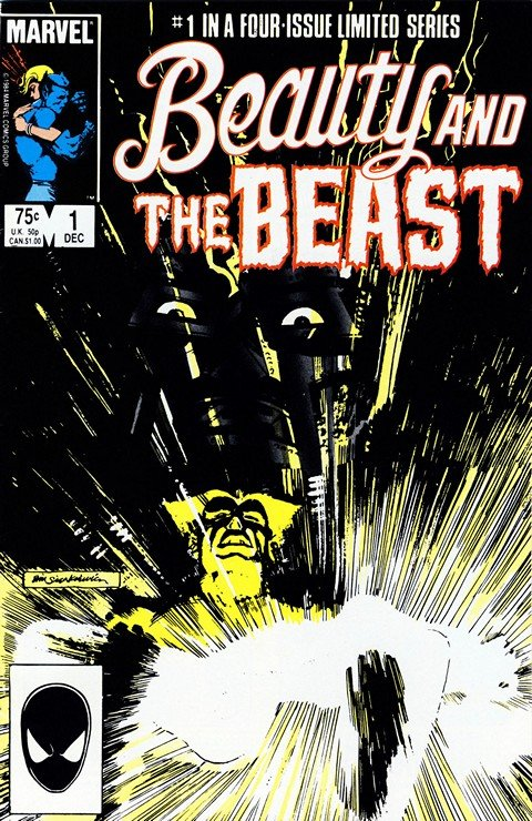 Beauty and the Beast #1 – 4 (1984)