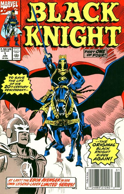 Black Knight (Story Arc) (1990)