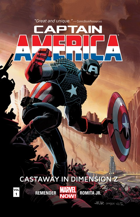 Captain America Vol. 1 – Castaway in Dimension Z