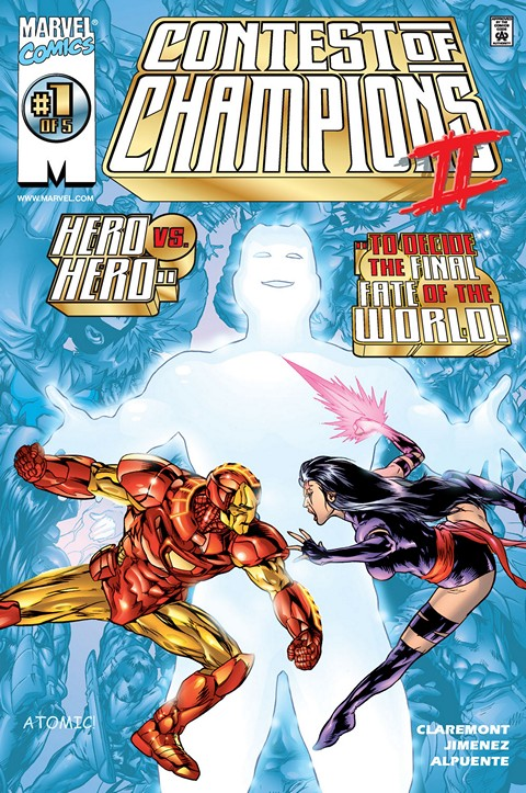 Contest of Champions II #1 – 5 (1999)