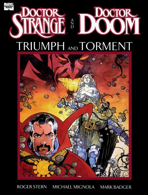 Dr. Strange and Dr. Doom Triumph and Torment
