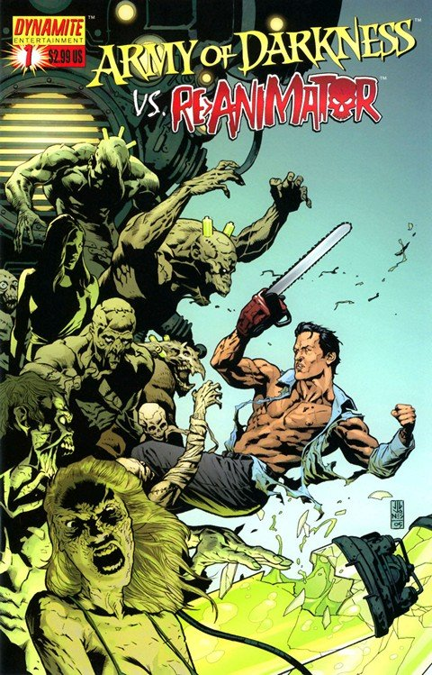 Evil Dead – Army of Darkness (Vol. 1 – 3 + Minis, One-shots & Extras)